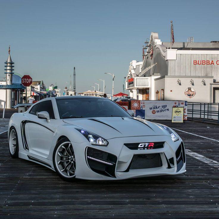 Nissan 'Radzilla' GT-R.                                                                                                                                                                                 More