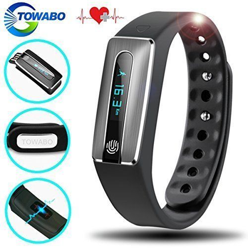 Fitness Watch Tracker Heart Rate Monitor Pedometer Distance Calorie Burning NEW  #FitnessWatchTrackerHeartRateMonitor
