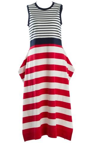 COOPER Summer 2016  CO50135-14 Fabric Name & Composition  Stripe OGraphy - Cotton/Spandex