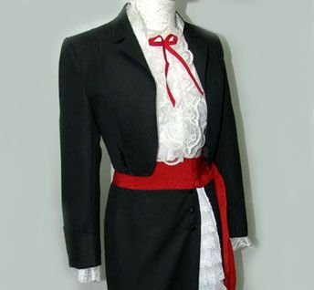 chaqueta huasa elegante