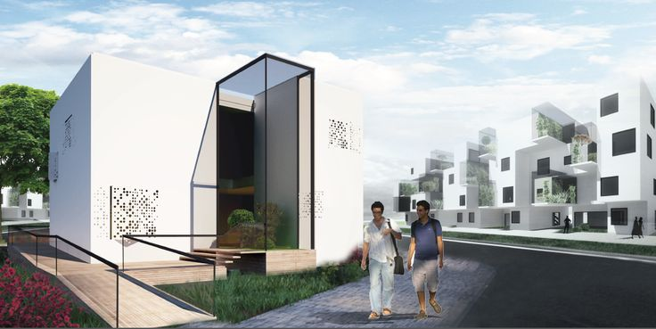 EFdeN prototype is not just a house, but a home. Your home.
