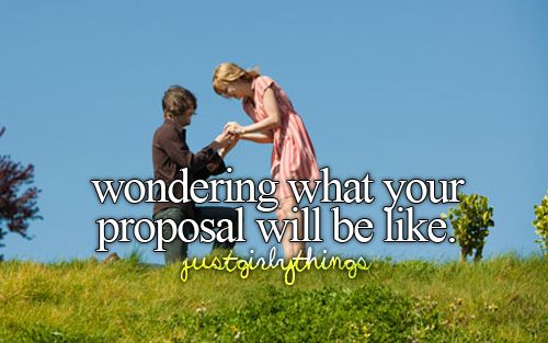 wondering what your proposal will be like