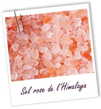 1000 id es propos de sel rose de l 39 himalaya sur pinterest sel de l 39 himalaya boisson d - Sel d himalaya ...
