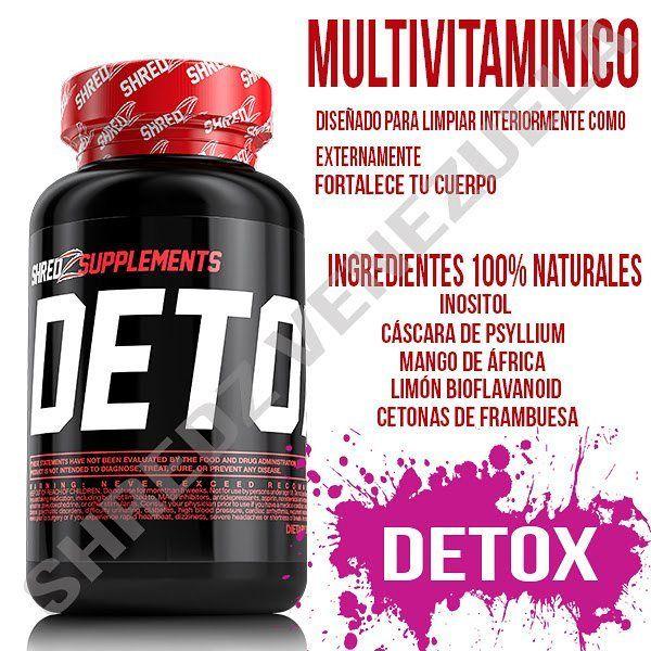 Que esperas Venezuela quedan pocas unidades .... detox el multivitaminico de los grandes .. #proteinas #gym #fitness #suplementos #dieta #salud #nutricion #venta #ejercicio #vitaminas #comidasana #saludable #aminoacidos #musculo #wheyprotein #bcaa #venezuela #gimnasio #suplemento #alimentacion #gymlife #fit by shredzvenezuela