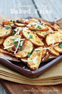Crispy-Baked-redskin potatoes