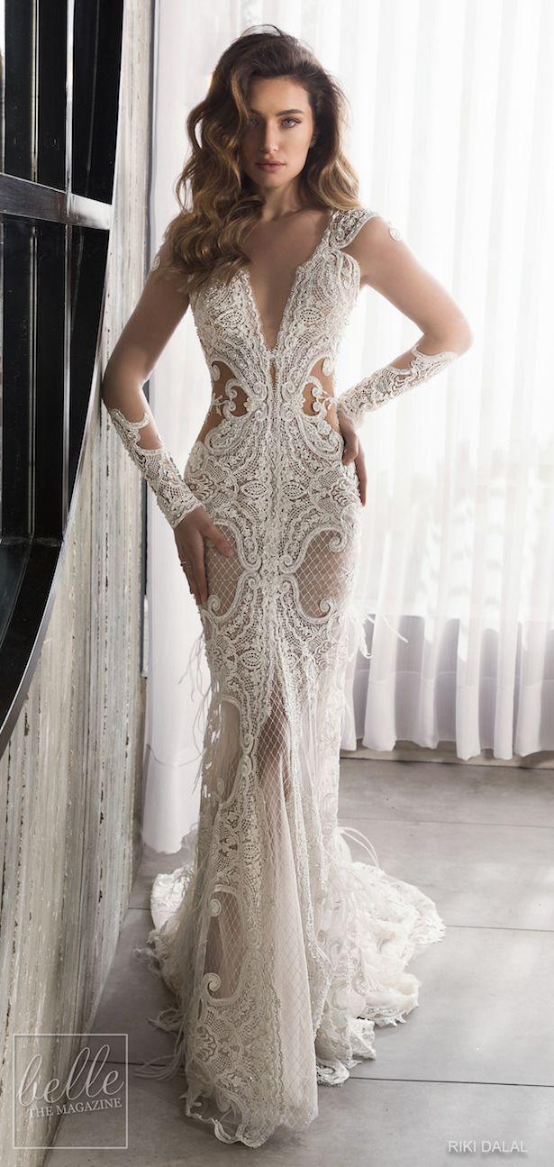 V neck white lace dress may 2019  best Wedding Dresses images on Pinterest