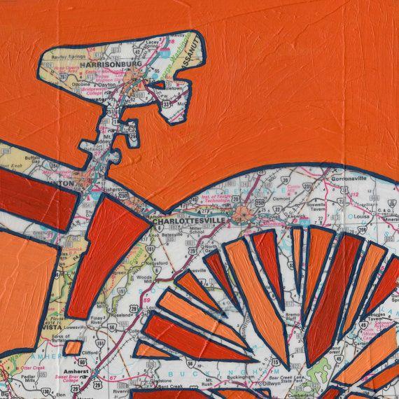 bike art for room