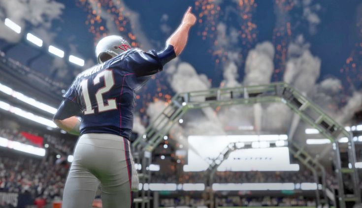 'Madden 18' may follow 'FIFA 17' with a story mode of its own It looks like American football is taking something from soccer beyond the sports name. Well as far as Electronic Arts virtual versions go that is. This years Madden will feature a full-fledged story mode akin to what FIFA 17 had. In the very evocative trailer below a young man stares out at the Indianapolis Colts Lucas Oil Stadium dreaming of either a burrito or being on the cover of a video game. Its hard to tell which…