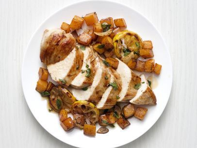 Lemon chicken with butternut squash recipe lemon chicken lemon chicken with butternut squash recipe lemon chicken butternut squash and lemon forumfinder Images