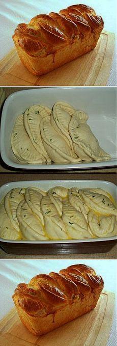 Рецепт хлеба с сыром