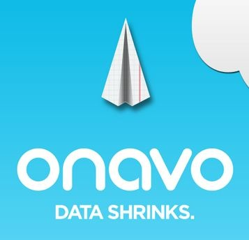Onavo -- Onavo saves you up to 80% of your data, at home and abroad, without changing the way you use your phone for free.Onavo Saving