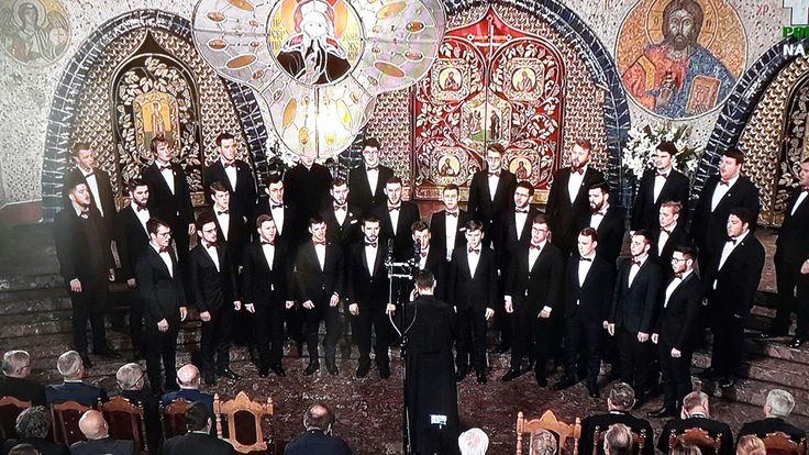 Międzynarodowy Festiwal Muzyki Cerkiewnej Hajnówka 2017 Grand Prix chór z Rumunii