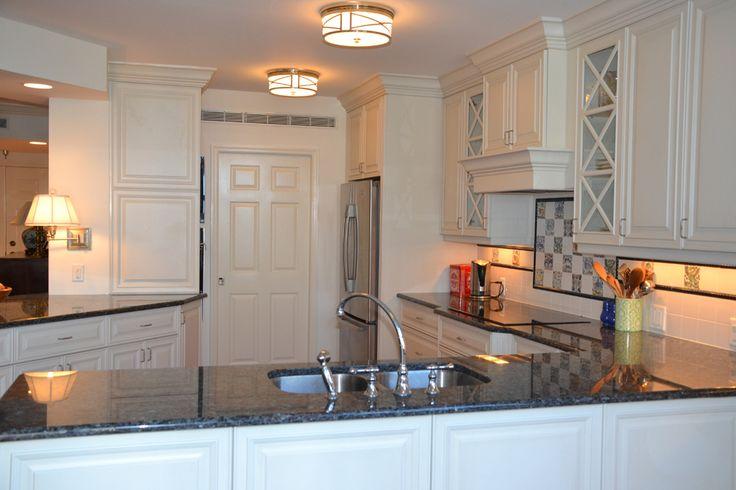 Charmant Granite Kitchen Countertops.