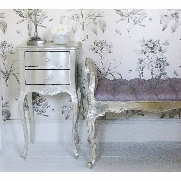 french bedroom furniture. Sylvia Silver and Lilac Silk Foot End Bench  French Bedroom Furniture Best 25 bedroom furniture ideas on Pinterest