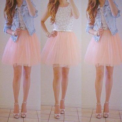Love!!! Finally a not so full tool skirt!