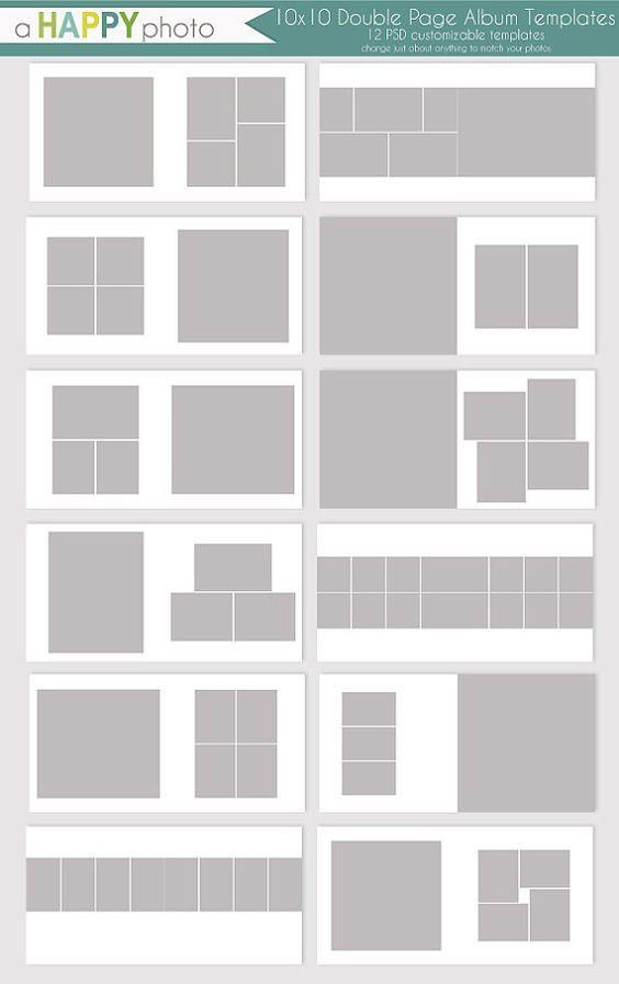 album design templates