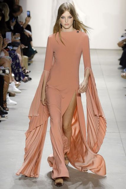 Trend Report: Statement Sleeve   Prabal Gurung New York Spring/Summer 2017 Ready-To-Wear Collection