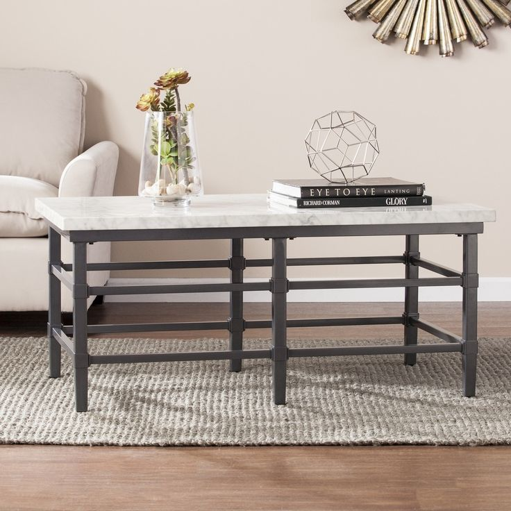 Adeline Faux Marble Coffee Table: Best 25+ Marble Coffee Tables Ideas On Pinterest