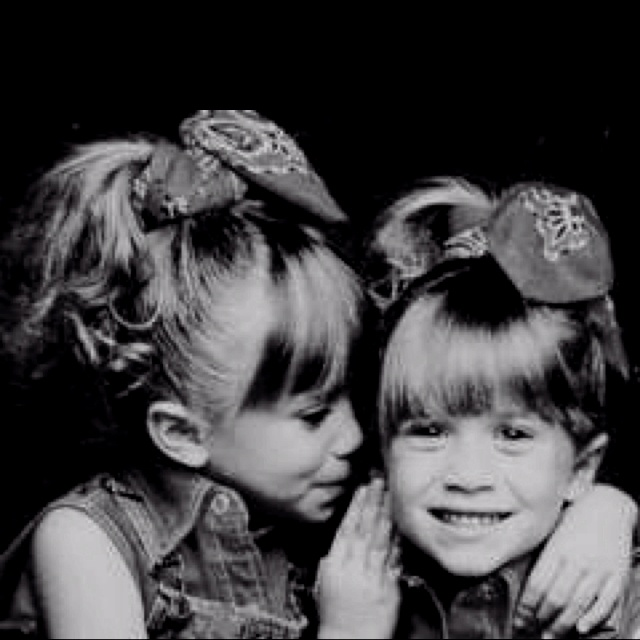 Mary Kate and Ashley Olsen > my childhood