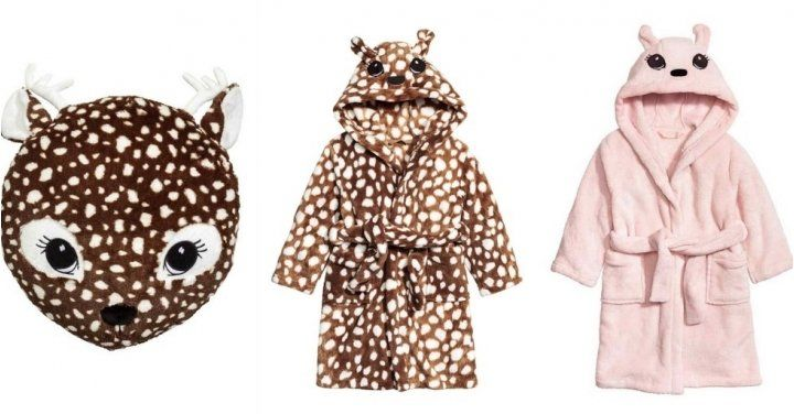 Cute & Cuddly Kids Robes & Decor Save 20% @ H&M Canada http://www.lavahotdeals.com/ca/cheap/cute-cuddly-kids-robes-decor-save-20-hm/131643