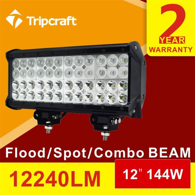 Source cheap light bars wholesale car vehicle 144w led light bar 12v for trucks on m.alibaba.com
