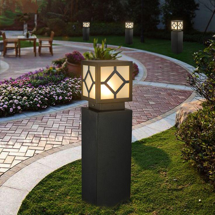 Pathway Lighting, Outdoor Lighting, Cheap Lamps, Garden Lamps, Outdoor  Fireplaces, Light Design, Candelabra, Courtyards, Columns