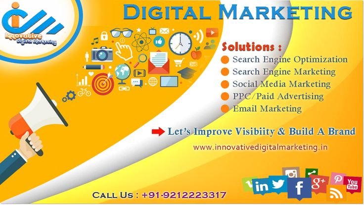 Hire Digital Marketing Company to Improve Visibility & Build A Brand  Today, everything becomes digital and why you will be step behind. Let's get in touch with Innovative Digital Marketing, a renowned digital marketing company in delhi, to tell about your need.  We give all inclusive solutions regarding digital marketing services in delhi and help you in understanding what criteria is.  Visit https://www.innovativedigitalmarketing.in/ to find about seo services company in delhi.