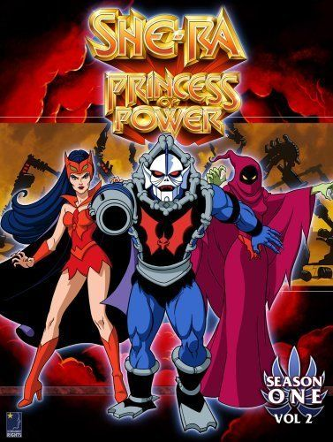 SHE-RA: PRINCESS OF POWER: With Melendy Britt, George DiCenzo, John Erwin, Linda Gary. Princess Adora raises her magic sword and becomes She-Ra, the most powerful woman in the universe, to aid her friends in defeating the Evil Horde so their planet Etheria can be free.