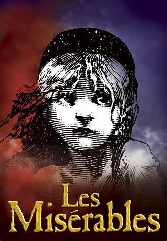 Les Misérables on Broadway My favorite musical in all of theatre history!