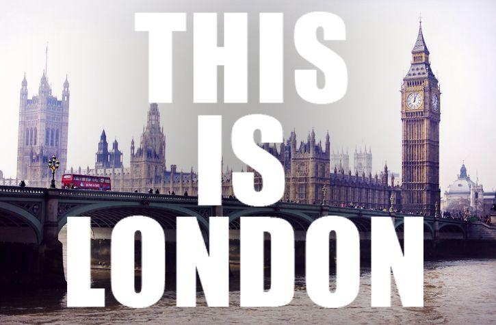 Pin It if you love London!!! #London