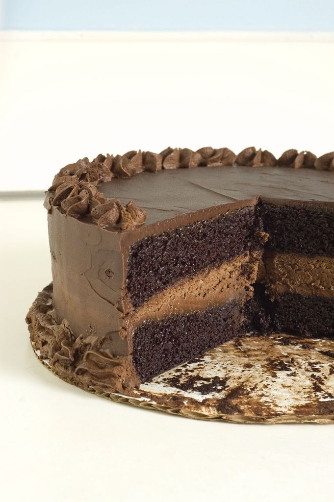 1000 Ideas About Chocolate Cake Fillings On Pinterest