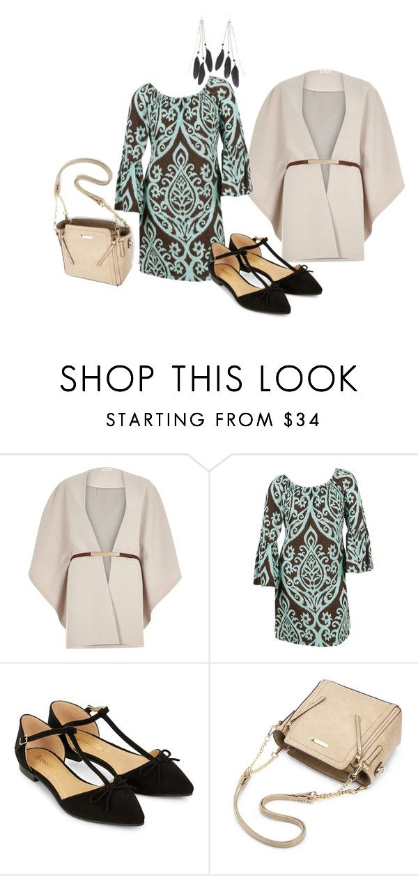 """Preggo"" by jiroutconsulting on Polyvore featuring River Island, Accessorize and Charlotte Russe"