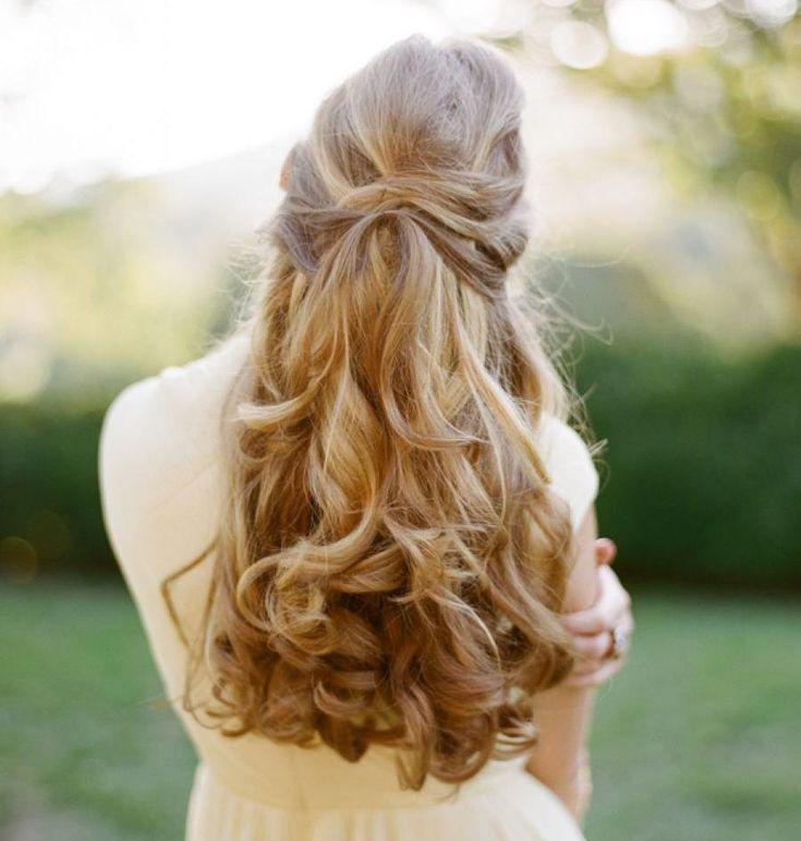hochzeitsfrisur-lange-haare-offen-simple-laessig-wellen-blond