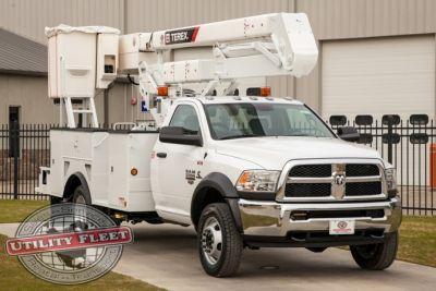 new bucket truck for sale terex hr40 2014 dodge ram 5500 utility fleet sales stock. Black Bedroom Furniture Sets. Home Design Ideas