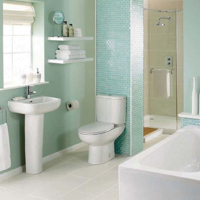 Homebase Bathroom Sinks : Bathroomcompare.com Homebase Phase Round Deep Basin