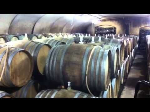 #Harvest2014 in Barrels at Closson Chase - YouTube