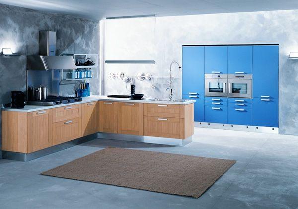 Wandgestaltung für die Küche – Einrichtungslösungen nach jedem ...