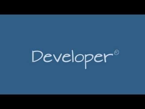 Developer - Learn more about your innate talents from Gallup's Clifton StrengthsFinder! - YouTube