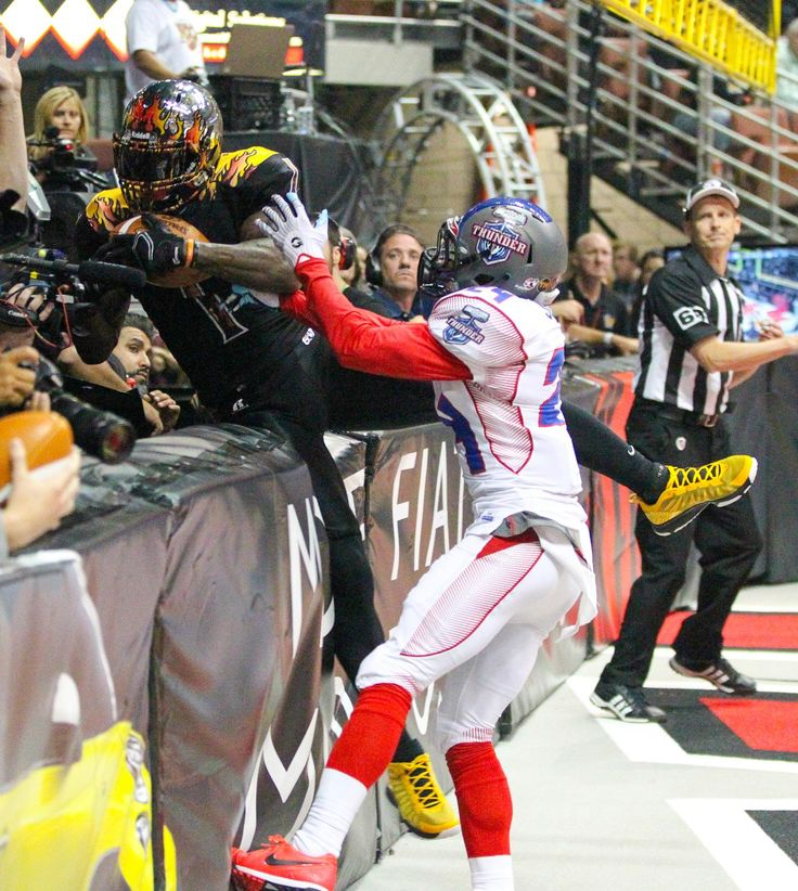 LA Kiss (2014) making their season debut in the Arena Football League.