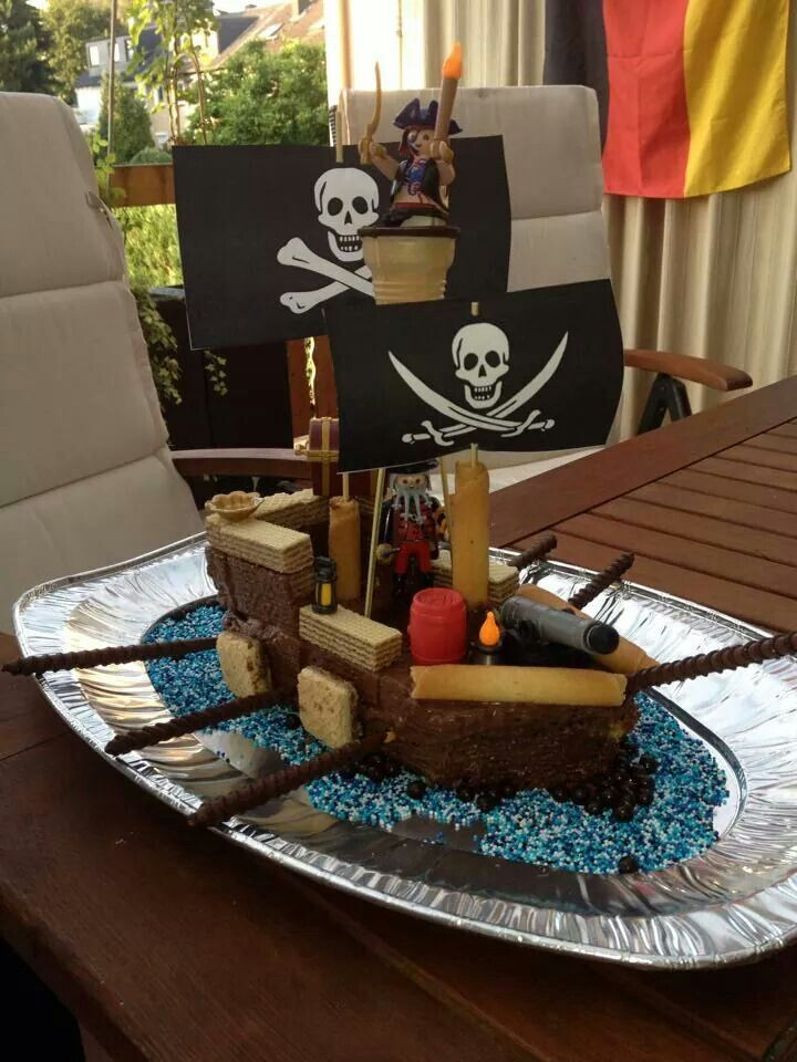 7 Best Images About Piratenkuchen On Pinterest Torte