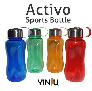 Activo drinking bottle 400ml capacity, suitable to support your child in all activities.