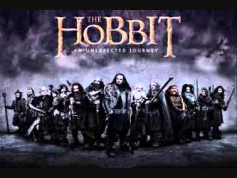 The Hobbit Soundtrack - Misty Mountains Cold  Main Theme (Suite) [ORIGINAL] (February 2013)