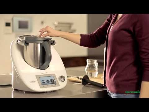 Thermomix TM5 - PRECISE HEATING (EN) - YouTube