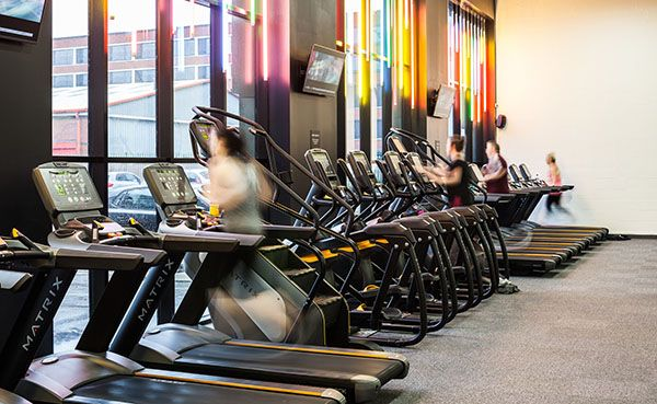Le palestre Pure Gym si quotano a Londra