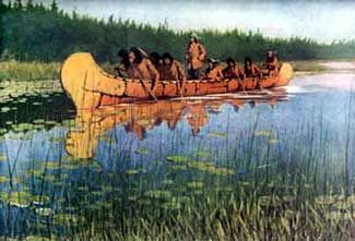 The Hudson Bay Company was founded in 1670 which marked the official beginning of the fur trade. Aboriginal people were enormous part of the fur trade. They were the trappers of the animals to being with because they knew the land so well. They were also traders because they knew routes around and how to get to people throughout Canada with ease. Another important job Natives had was being a middleman and making the trades. Without the Aboriginals the fur trade would not have been possible.