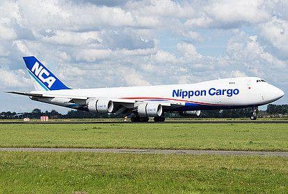 JA18KZ | Nippon Cargo Airlines | Boeing 747-8KZF