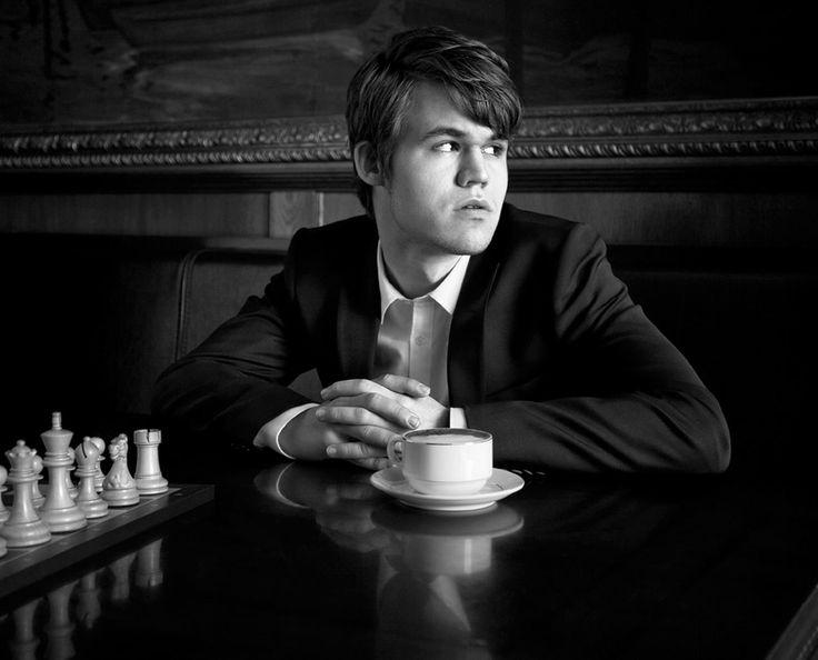Magnus Carlsen - Norwegian Chess Grandmaster