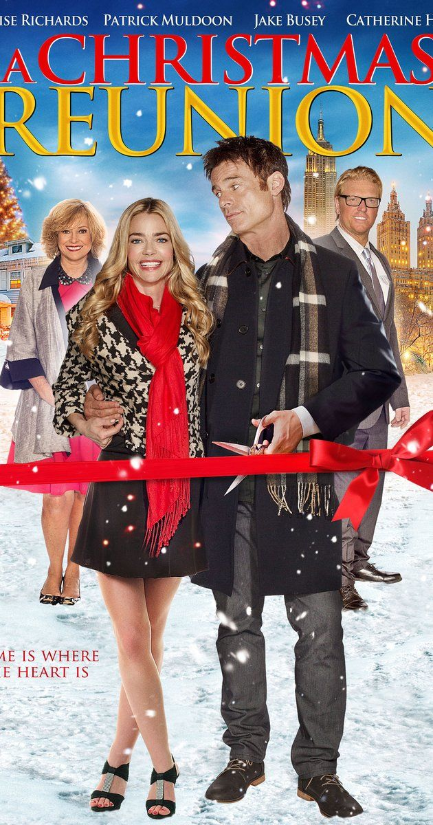 A Christmas Reunion (TV Movie 2015) - IMDb