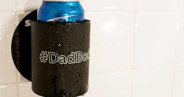 DadBod Shower Koozie - Shakoolie Shower Beer Holder
