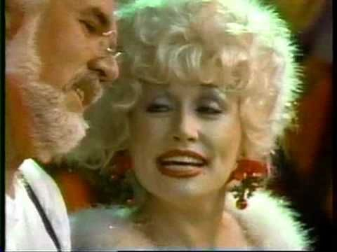OMG!!!!! My life is now complete!  I just adore Christmas and I adore Dolly even more.  Songs to make your December happy, happy, happy!! #december #starsdecemberretreat Kenny & Dolly - Winter Wonderland